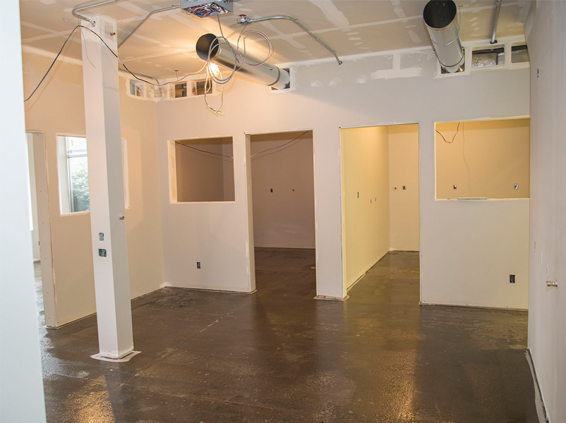 Drywall Contractor - Commercial Drywall Installations